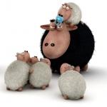 A ovečky moje