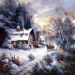 Zima nám je zima, pod oblokom státi