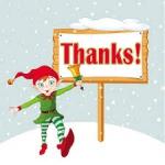 Poďakujme za tie dary